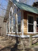 North georgia cabin rentals ellijay chatsworth mountain for Dennis mill cabin